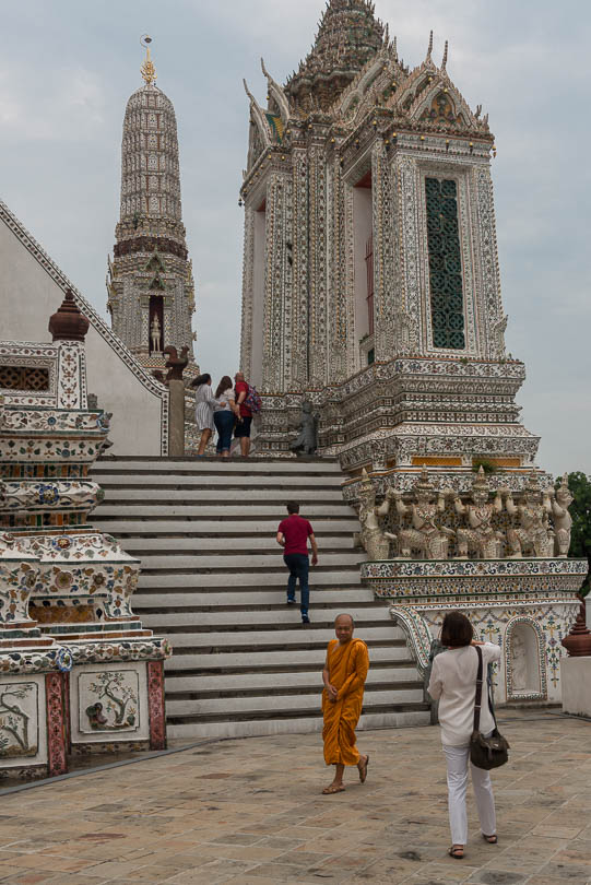 Highlight Wat Arun in Bangkok, Thailand